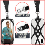 Load image into Gallery viewer, FlexGrip Phone Security Neck Strap