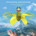 Load image into Gallery viewer, Electric Infrared Sensor Bee Flying Toys