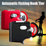 Load image into Gallery viewer, Electric automatic fish hook tying tool