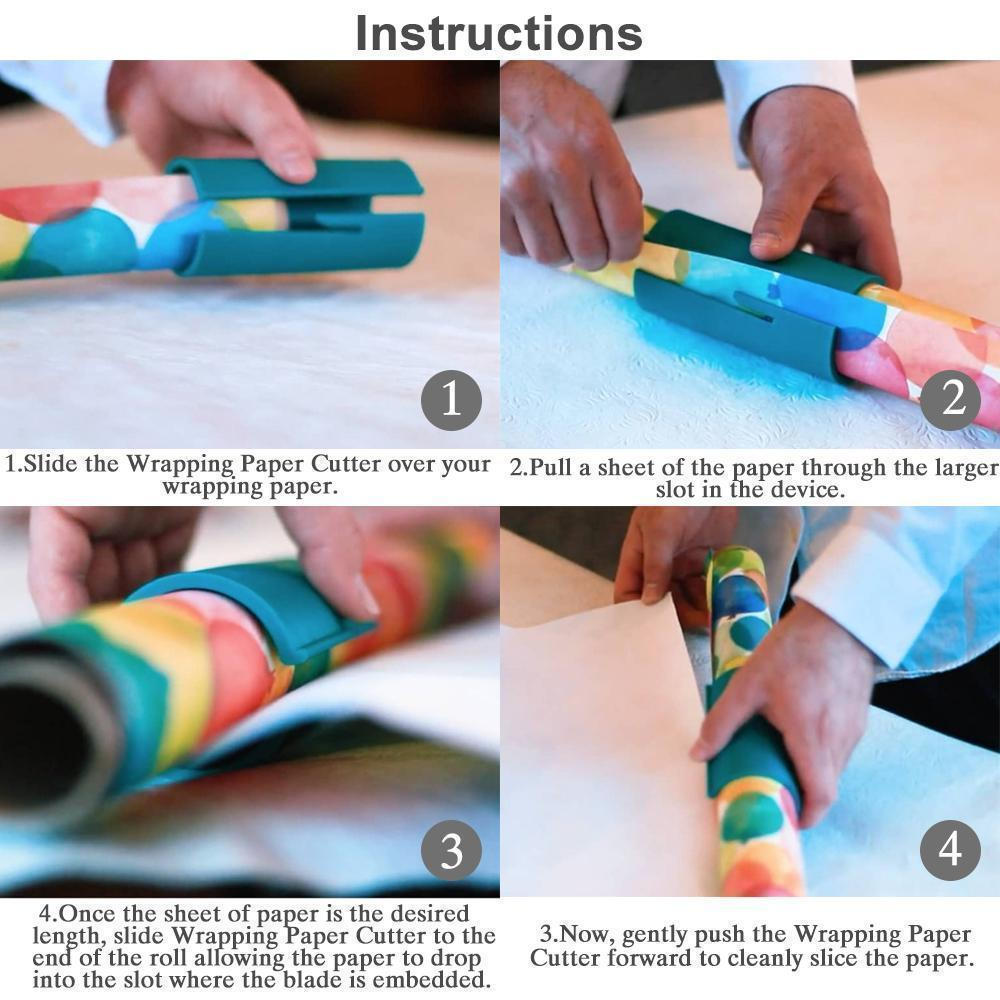 Wrapping Paper Cutter