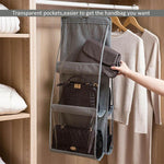 Load image into Gallery viewer, Wardrobe Foldable  Organizer
