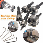 Load image into Gallery viewer, Domom 16-30MM HSS Drill Bit Hole Saw Set