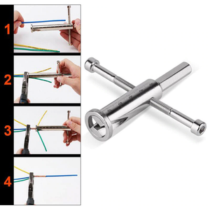 Wire Stripping and Twisting Tool Version 2.0