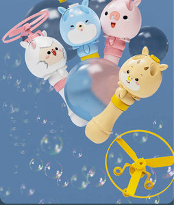 Cute Cartoon Bubble Toy