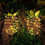 Load image into Gallery viewer, Waterproof Solar Pineapple Lights