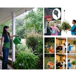 Load image into Gallery viewer, Retractable Hook For Garden Baskets Pots, Birds Feeder