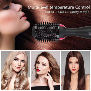 Anion Multifunctional Comb, Hair Dryer Brush