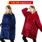 Load image into Gallery viewer, Ultra Soft & Cozy Blanket Sweatshirt