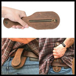 Load image into Gallery viewer, Men's Multi-Tool Coin Purse Outdoor Self-Defense Wallets