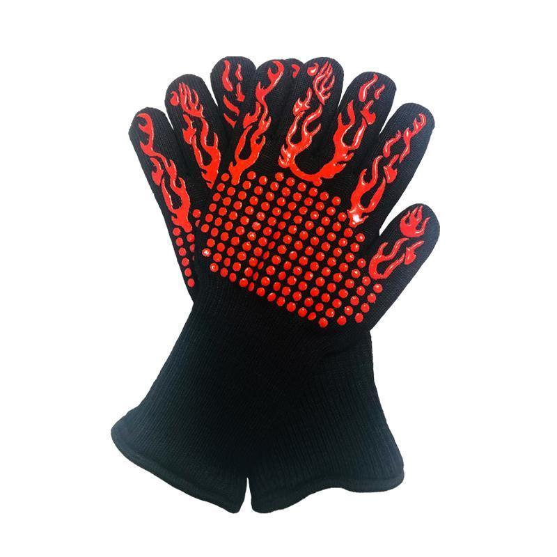 BBQ Heat & Cut Resistant Gloves
