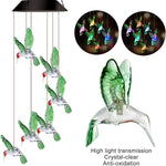 Load image into Gallery viewer, Solar Powered Hummingbird Lights - 100% Waterproof!