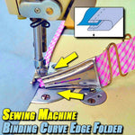 Load image into Gallery viewer, Sewing Machine Binding Curve Edge Folder