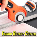 Load image into Gallery viewer, Fabric Rotary Cutter