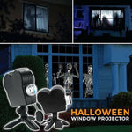 Load image into Gallery viewer, Halloween/CHRISTMAS Hot Sale-HAUNTED HALLOWEEN PROJECTOR