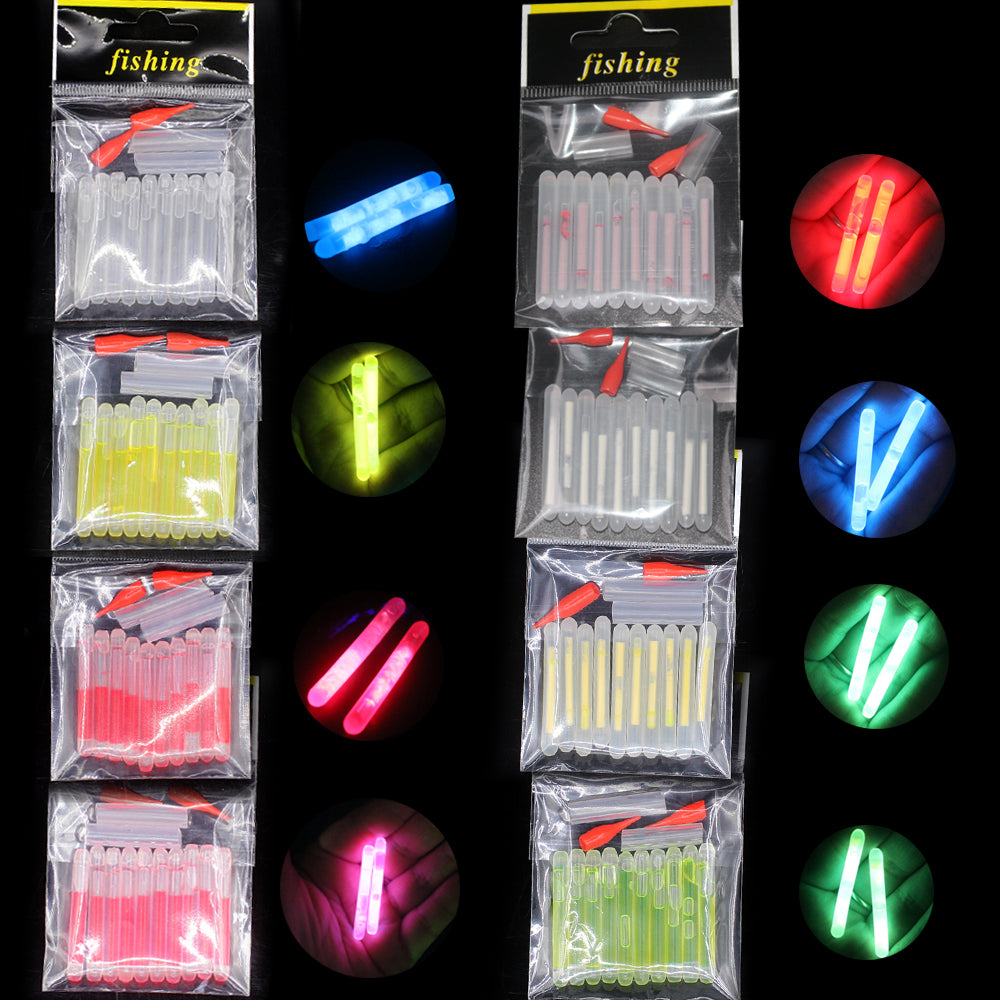 4.5*40mm fireflies for Fishing Float Fluorescent Lightstick