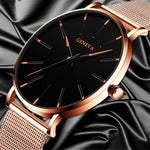 Load image into Gallery viewer, 2020 Minimalist Men's Fashion Ultra Thin Watches
