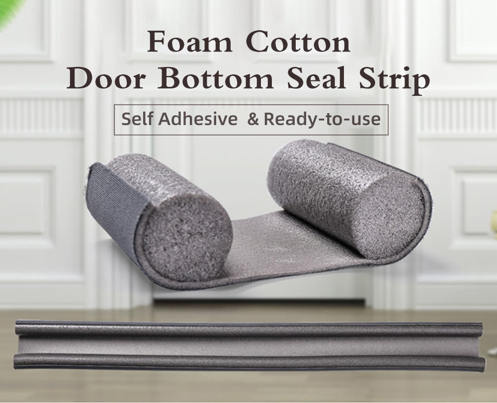 FLEXIBLE UNDER DOOR SEAL