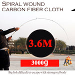Load image into Gallery viewer, 2.1M -3.6M Carp Fishing Rod fishing pole