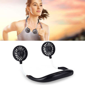 Rechargeable Mini Neck Fans