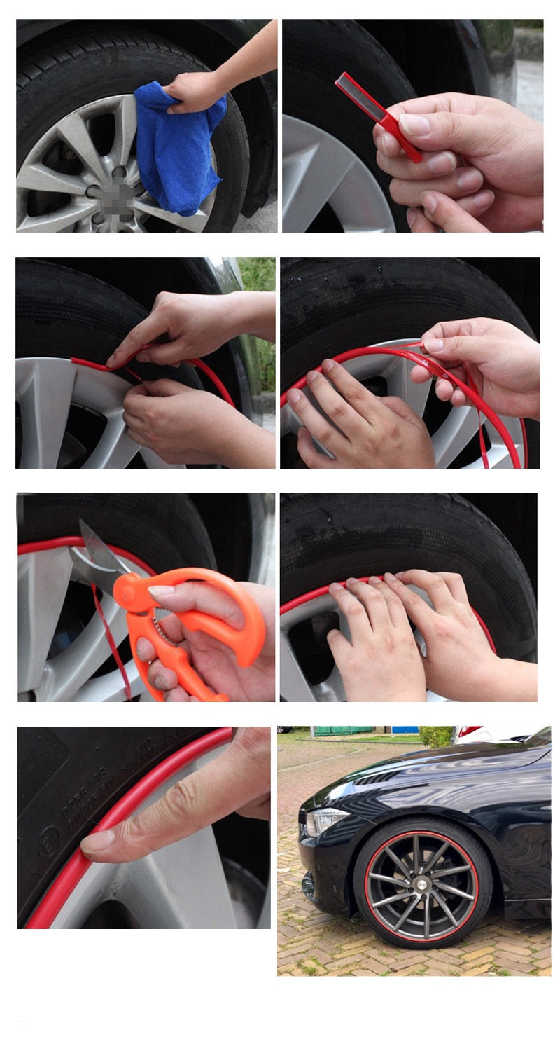 Car wheel protection(Buy more Save more!)