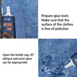 Load image into Gallery viewer, Clean Up Secure Stitch Liquid Sewing Solution Kit