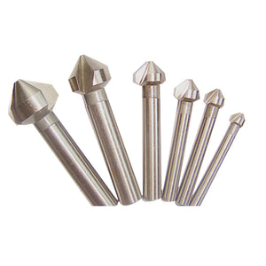 Metal Three Edges Chamferer (6 PCs)