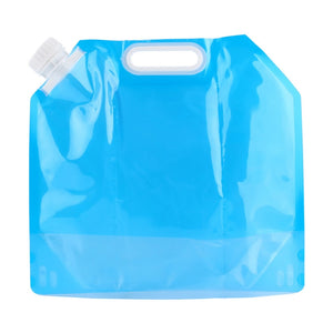 5L/10L Outdoor Foldable Folding Collapsible Drinking Water Bag