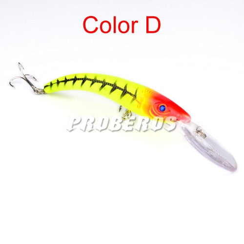 Wobbler Fishing Lure Big Crank Bait