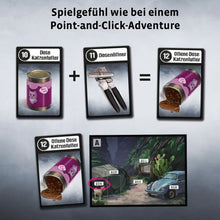 Laden Sie das Bild in den Galerie-Viewer, Adventure Games - Die Vulkaninsel
