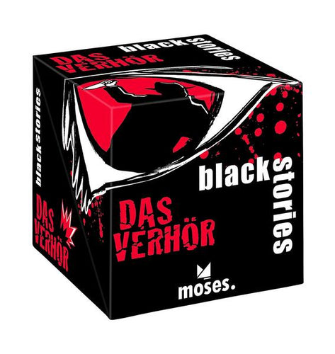 black stories - Das Verhör