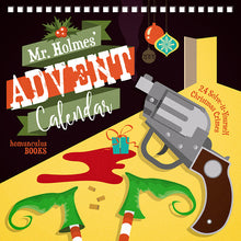 Laden Sie das Bild in den Galerie-Viewer, Mr Holmes Advent Calendar