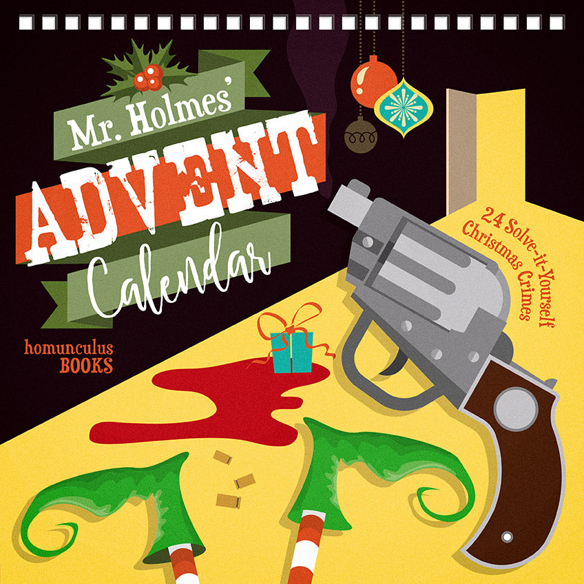 Mr Holmes Advent Calendar