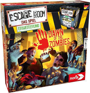 Escape Room Erweiterung: Dawn of the Zombies