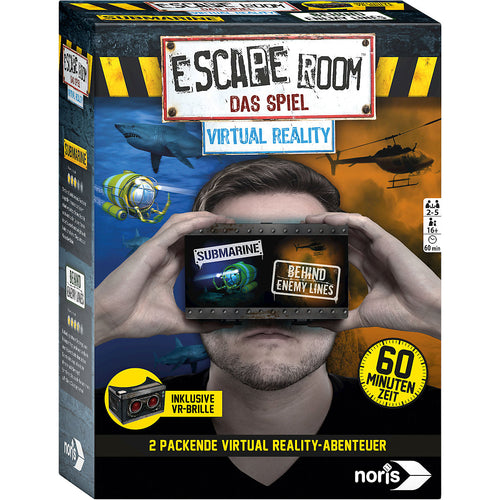 Escape Room Virtual Reality Brille