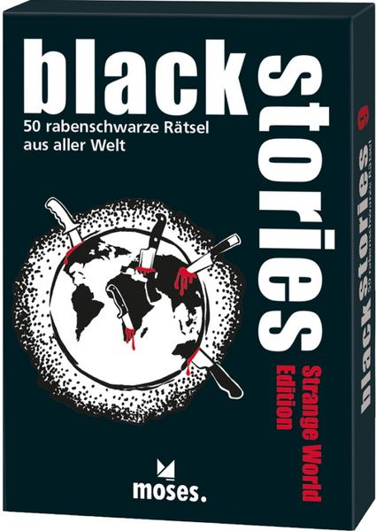 black stories - Strange World Edition