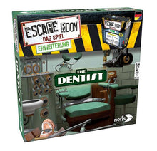 Laden Sie das Bild in den Galerie-Viewer, Escape Room Erweiterung: The Dentist