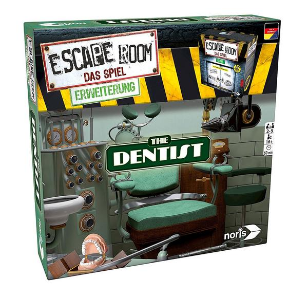 Escape Room Erweiterung: The Dentist