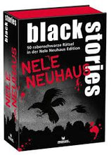 Laden Sie das Bild in den Galerie-Viewer, black stories - Nele Neuhaus Edition