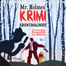 Laden Sie das Bild in den Galerie-Viewer, Mr. Holmes Krimi-Adventskalender Vol. 3