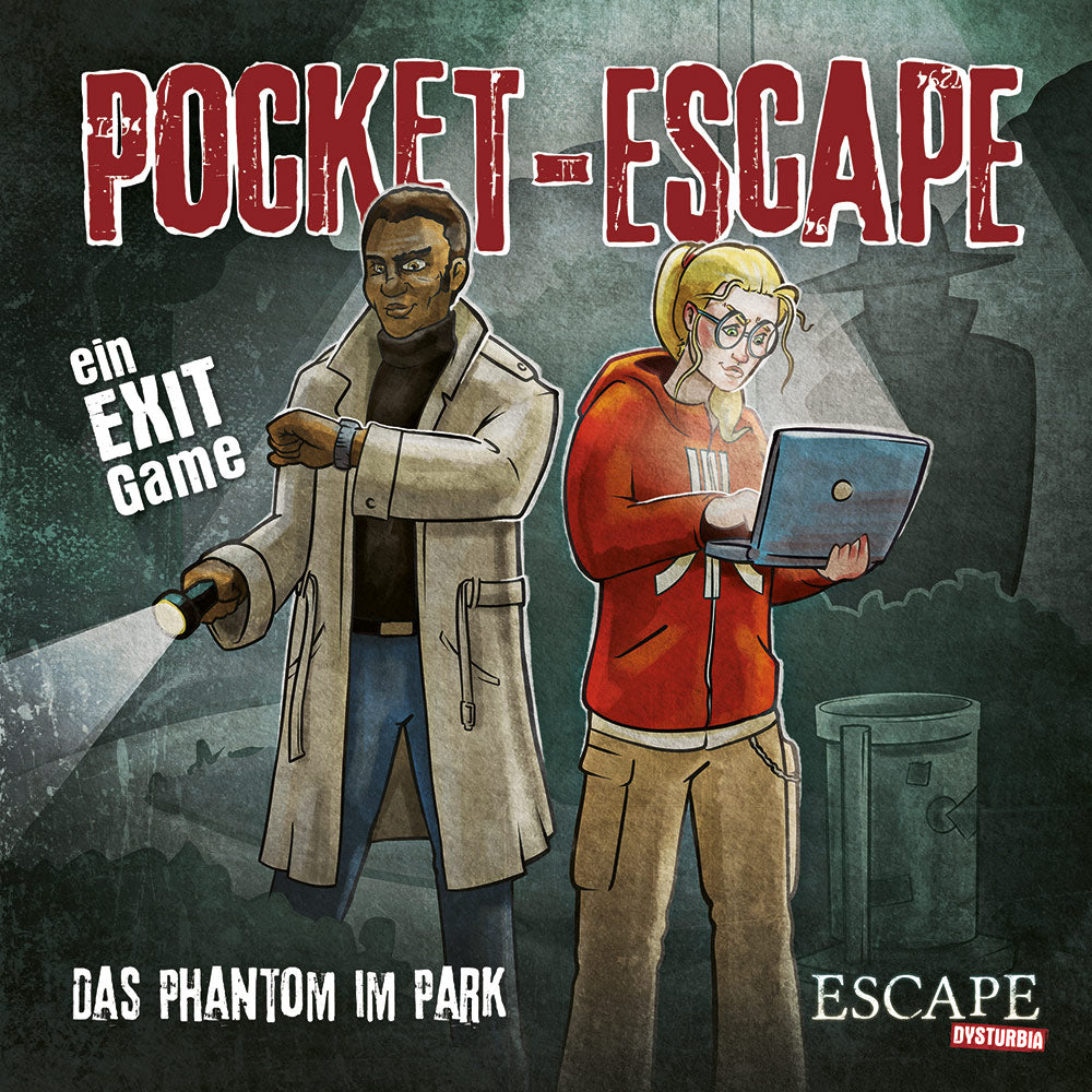 Pocket-Escape: Das Phantom im Park