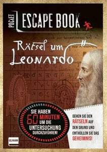 Pocket Escape Book – Rätsel um Leonardo