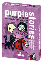 Laden Sie das Bild in den Galerie-Viewer, black stories junior - purple stories