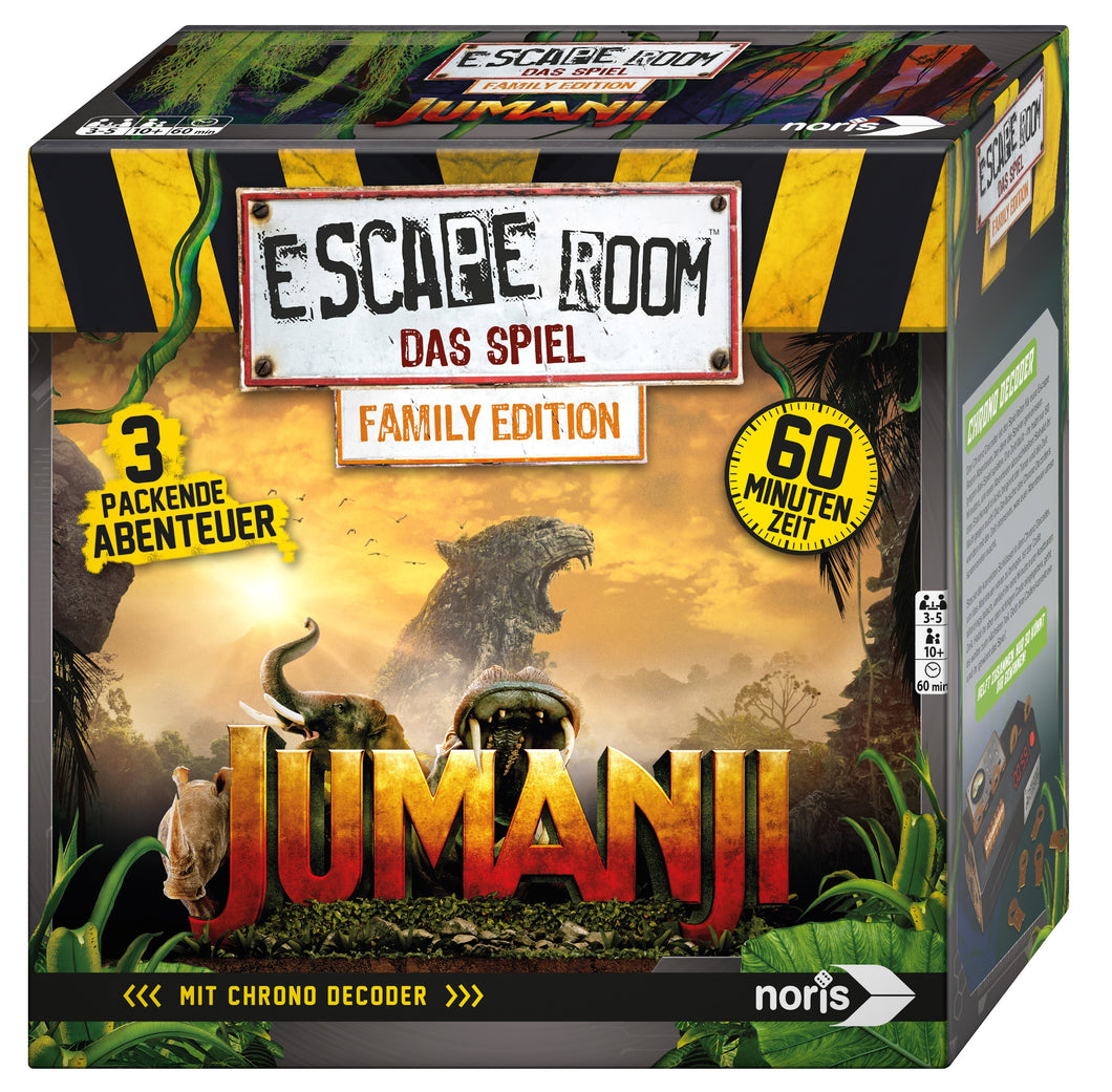 Escape Room - Jumanji (Familien-Edition)
