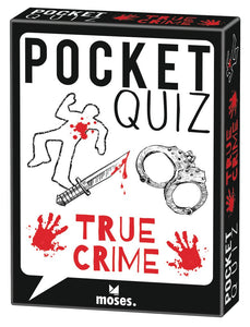 Pocket Quiz - True Crime