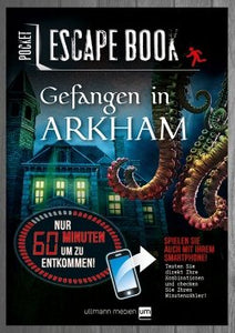 Pocket Escape Book - Gefangen in Arkham