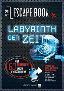 Pocket Escape Book - Labyrinth der Zeit