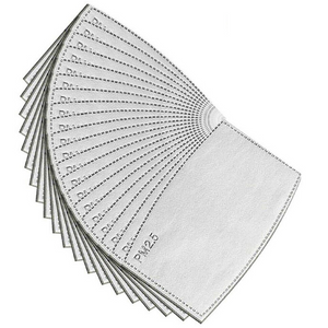 PM 2.5 Filter Replacement (Pack of 50)
