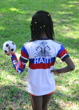 Replica Vintage White Jersey for Kids