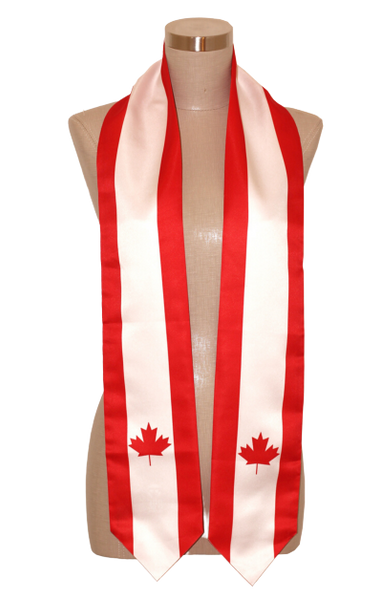 One Flag Nation™ Canada International Flag Stoles