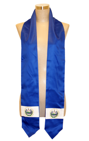 One Flag Nation™ El Salvador International Flag Stoles